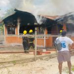 """""""It hurts"""" – says mother of five who lost home to fire"""