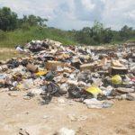 Linden tourism bodies frustrated over garbage situation at Kara Kara